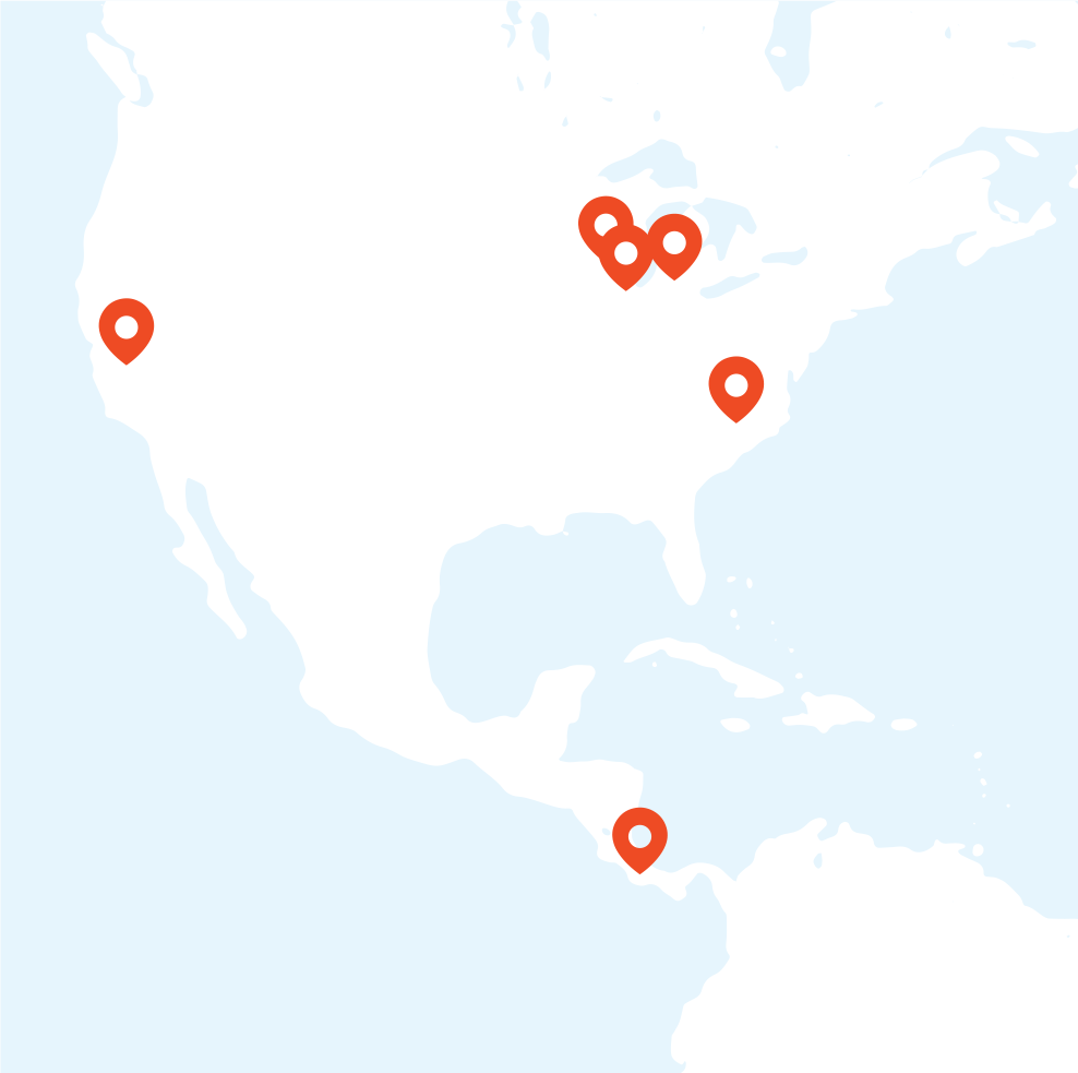 bswift office locations on map