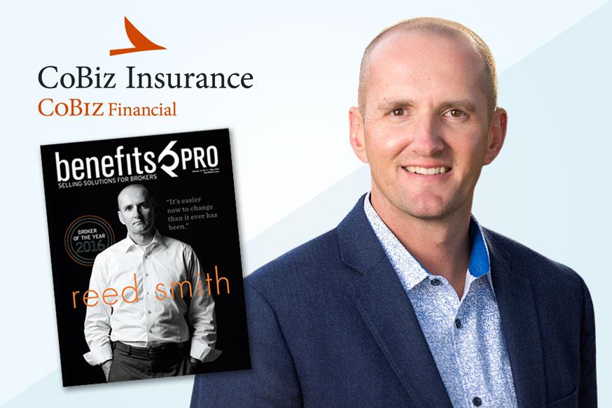 Reed Smith of Cobiz Insurance