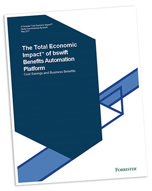 cover of Forrester Study report