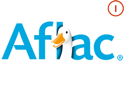 Aflac Logo with Integrations Icon