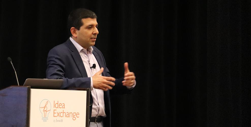 Idea Exchange 2019 keynote speaker