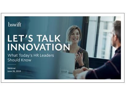 Innovation Webinar Presentation Thumbnail