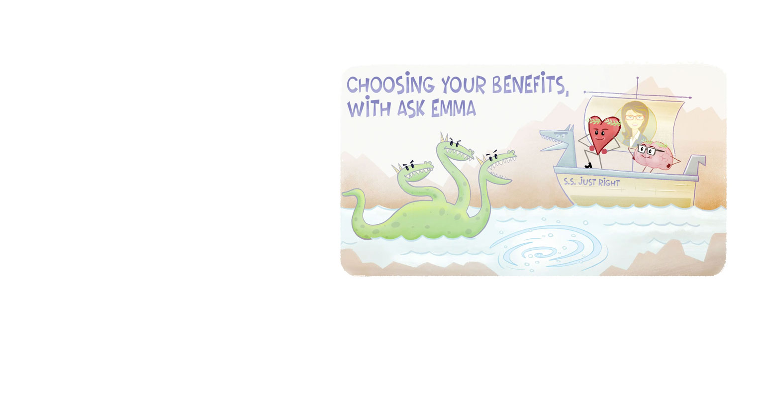 Choosing Your Benefits with Ask Emma