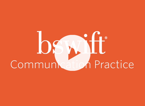 bswift Communication Practice
