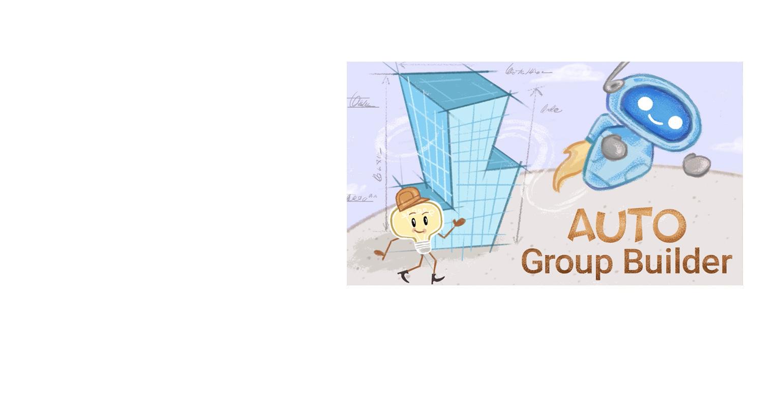 Auto Group Builder Video Thumbnail