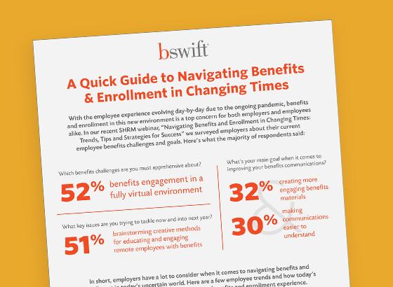 Open Enrollment Infographic Thumbnail