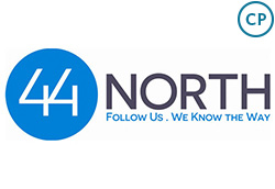 44 North Logo