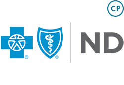 Blue Cross Blue Shield of North Dakota Logo