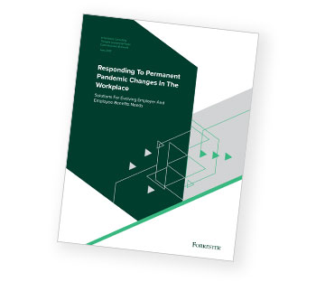 Cover of Forrester Thought Leadership Paper